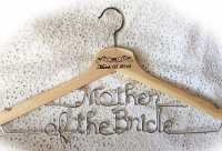 Mother of the Bride hanger