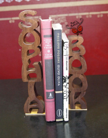 Sophia Wooden Name Book-End